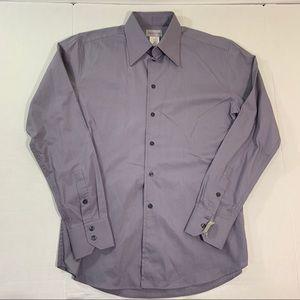 Versace Classic Button Front Shirt 15.5 40